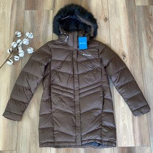 🍃🔆Columbia- PEAK TO PARK INSULATED WINTER JACKET